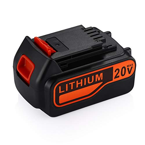Powerextra 20V 7.0Ah Replacement Battery for Black and Decker 20V Cordless Power Tool 20 Volt MAX Lithium Ion Battery LBXR20 LB20 LBX20 LBXR2020-OPE LBXR20B-2 LB2X4020