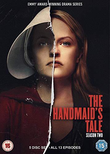 ハンドメイズ・テイル/侍女の物語 シーズン2 [DVD-PAL方式 日本語無し](輸入版) -The Handmaid's Tale Season 2-