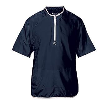 EASTON M5 CAGE Short Sleeve Jacket Youth Large Navy