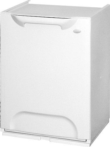 Art Plast R34/1WS Cassonetto per la Raccolta differenziata in plastica, Bianco
