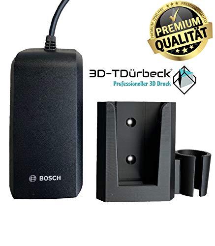 3D-TDürbeck E-Bike Ladegerät Wandhalterungen für das Bosch Ladegerät (Standard A4, Ausführung 2)
