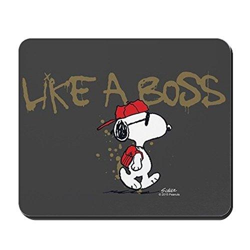 Cafepress–Peanuts Snoopy like a Boss–Gomma...