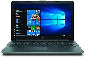 لاب توب اتش بي 15 15-da1011nx - انتل كور i5، بشاشة 15.6 انش، ومساحة 1 تيرابايت،  ورام 8 جيجا من اتش بي - لون رمادي