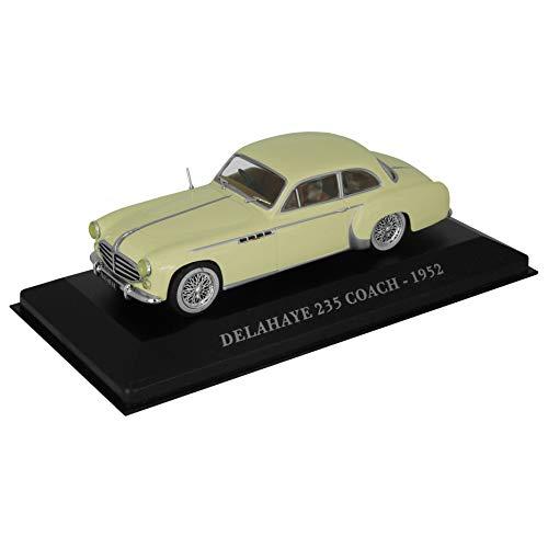 Altaya by Ixo Modelo de Coche en Miniatura Tipo para Delahaye 235...