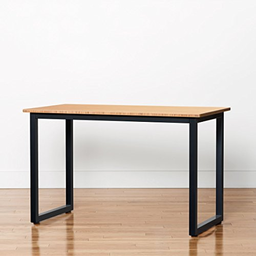 Bamboo Side Table - 48