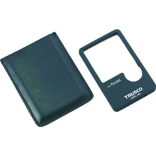 TRUSCO(トラスコ) LED付カードルーペ TCPL-45