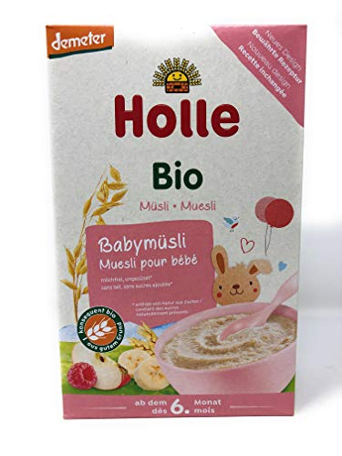 Holle Bio Brei Baby-Müsli, 1er Pack (1 x 250 ml)