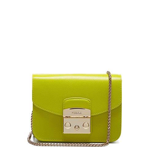 FURLA Metropolis Mini Bag Bandoliera Ranuncolo