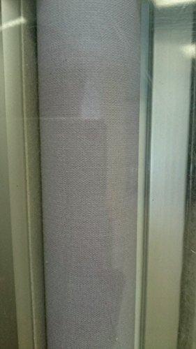 Dachfenster Rollo für Velüx Verdunkelungs-Rollo S06 passgenau für GGL GPL GHL S06 oder 606 mit Aluminium Führungsschienen