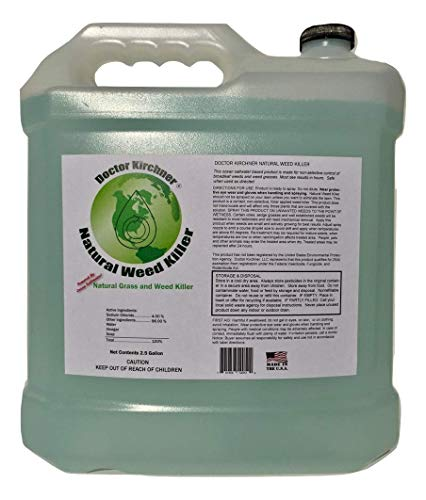 Doctor Kirchner Natural Weed & Grass Killer (2.5...