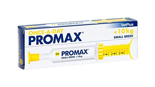 Promax Nutritional Supplement for Cats & Small Dogs 9ml Syringe