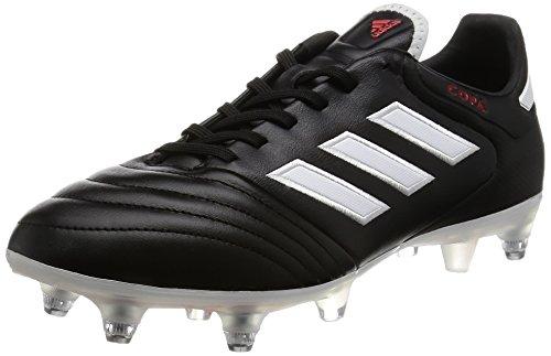 adidas Copa 17.2 Sg, Botas de Fútbol para Hombre, Negro (C Black/ftw White/c Black), 42 2/3 EU