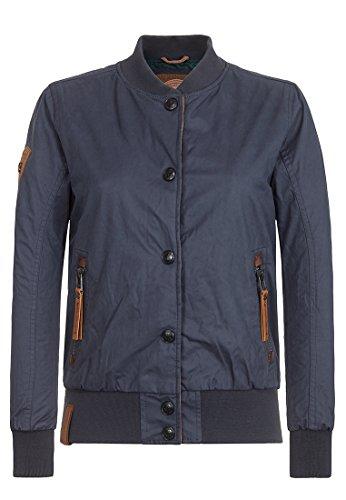 Naketano Female Jacket Frei & Gefährlich, Blue, XS