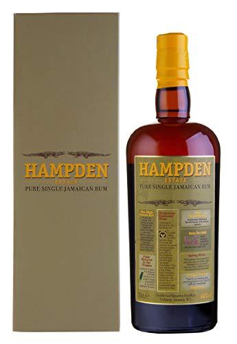 Hampden Pure Single Jamaican Rum (1 x 0.7l)