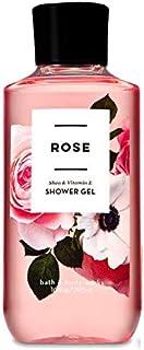 Bath & Body Works ROSE Shea & Vitamin E Shower Gel 10 oz