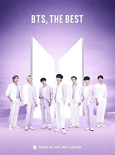 BTS, THE BEST (初回限定盤A)(2CD+BLU-RAY)