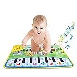 Wifehelper Baby Musik Matte Kinder Krabbeln Klavierteppich Pädagogisches Musikspielzeug Kinder Geschenk