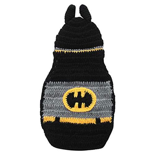 VIccoo Baby Crochet Outfits, Born Baby Girls Boys Crochet Knit Costume Photo Photography Atrezzo Trajes