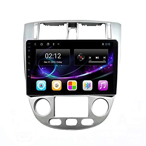 Android 10.0 Car Stereo Sat Nav Radio para Buick Excelle 2004-2013 Navegación GPS Unidad principal de 9 '' Pantalla táctil HD Reproductor multimedia MP5 Receptor de video con 4G WiFi SWC Carplay
