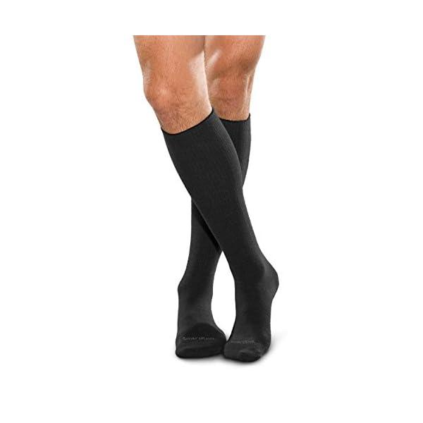buy  SmartKnit Seamless Diabetic Over-The-Calf Socks- 3 ... Diabetes Care