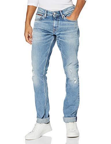 Tommy Jeans Herren SCANTON SLIM CLTNYR Hose, Blau (Clint Zehn Jahre Komfort), W34/L34