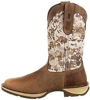 Durango Desert Camo Pull-on Western Boot