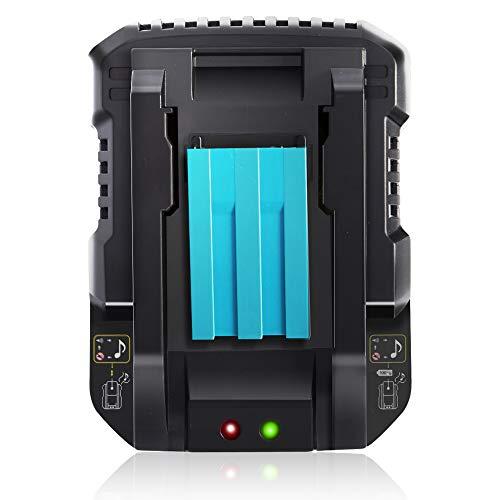 Gakkiti マキタ DC18RC 互換充電器 14.4V/18Vリチウムイオンバッテリ用 マキタ バッテリー BL1430 BL1440 BL1450 BL1460 BL1815 BL1830 BL1840 BL1850 BL1860 BL1430B