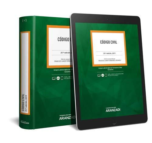 Código Civil (Papel + e-book): 1 (Código Profesional)