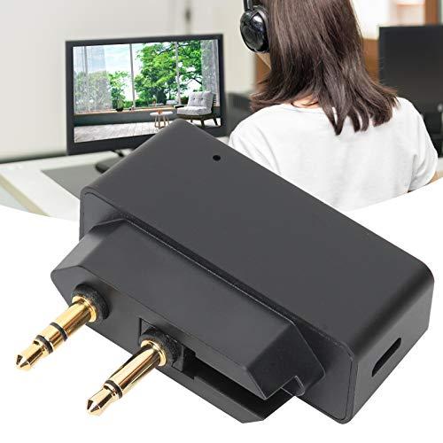 KAKAKE Adaptador Bluetooth, Adaptador Bluetooth 5.0 Adaptador Bluetooth 5.0 30 Ft / 9.1M para computadora