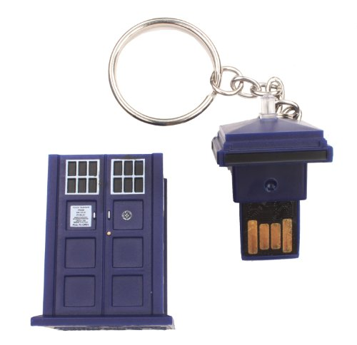 Doctor Who Tardis 8GB USB geheugenstick