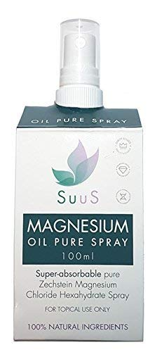 Cutetonic® Aerosol de aceite de magnesio (Magnesium Oil Pure Spray) (Zechstein) 100 ml