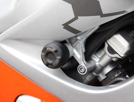 Satz GSG Moto Sturzpads Yamaha YZF 600 R Thundercat 4TV 4WD 96-02