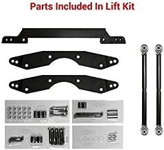 Best polaris rzr suspension lift kit Reviews