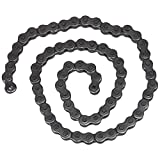 CS Unitec 5 1201 9030 Extension Chain for Electric Hacksaw, 39-3/8', Steel, Coating, Cut, Cutting Angle, Flute,