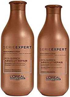 L'Oréal Absolut Repair Pós Química Shampoo (300ml) E Condicionador (200ml)