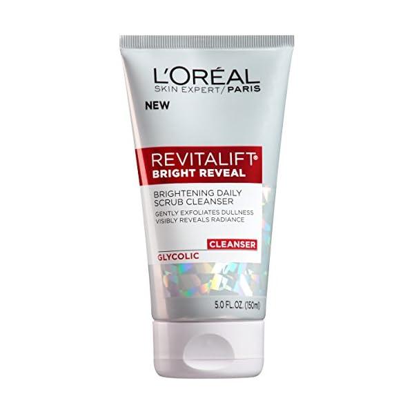Anti aging products L'Oreal Paris Skincare Revitalift Bright Reveal Facial