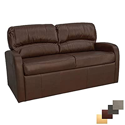 """RecPro Charles 65"""" Jack Knife RV Sleeper Sofa with Arms 