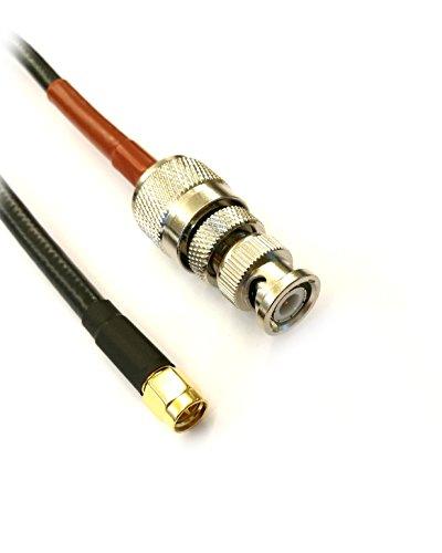 Antenne Verbindungskabel BNC auf SMA für Funkwerk Dabendorf LTE 10m