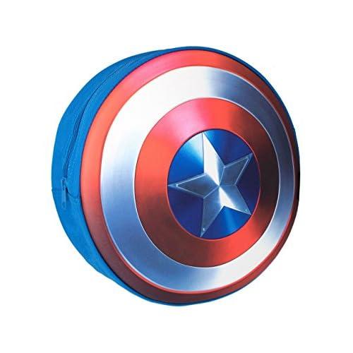 Marvel Capitan America - Zaino per Ragazzi - Avengers