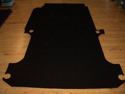 Laderaummatte Teppich DSX474