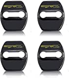 Puerta de la Cubierta de Acero Inoxidable Bloqueo Anti-corrosión Cubierta de protección de Protector de Borde Para Kia Forte RIO STINGER GT GT line 2018-2020.