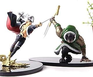 XLSM 彫像 ワンピースドルトンX.ドレイクバンプレストコロッセオの図scultures第3巻PVCアクションは、リテールボックス、Aボックスリテールとアニメコレクションおもちゃモデル-Bフィギュア (Color : B)