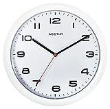 Acctim 92/301 Aylesbury Reloj de Pared, Color Blanco
