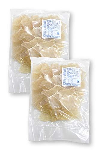 エイヒレ 業務用 おつまみ 味付き 1キロ(500g×2袋)健康 おやつ えいひれ 大容量 まとめ買い 越前宝や 肉厚