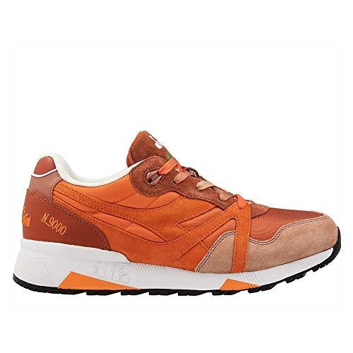 diadora Sneaker N9000 Premium Größe 9, Farbe: Redwood