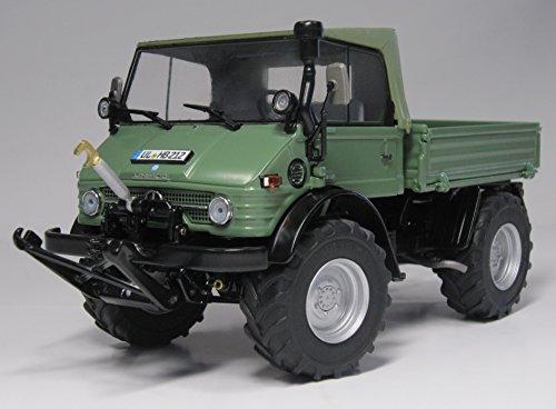 Weise Toys Unimog 406 U84 mit Klappverdeck 2024 - Sondermodell