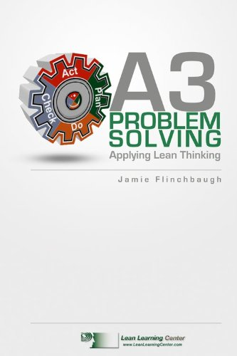 A3 Problem Solving: Applying Lean Thinking (English Edition)