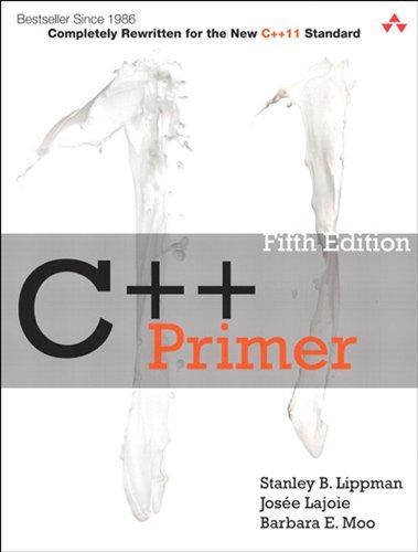 C++ Primer (English Edition)