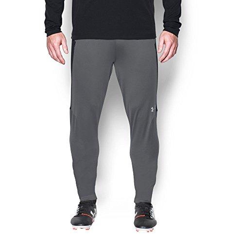 Pantalón de chándal Under Armour modelo Challenger II para hombre, hombre, color gris, tamaño medium