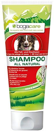 Bogacare Shampoo All Natural Hund